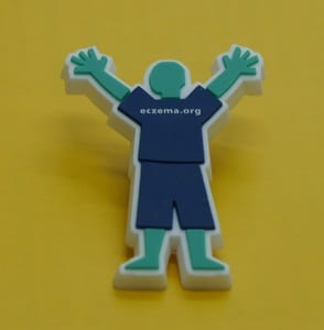 Eczema-Society-Pin-Badge