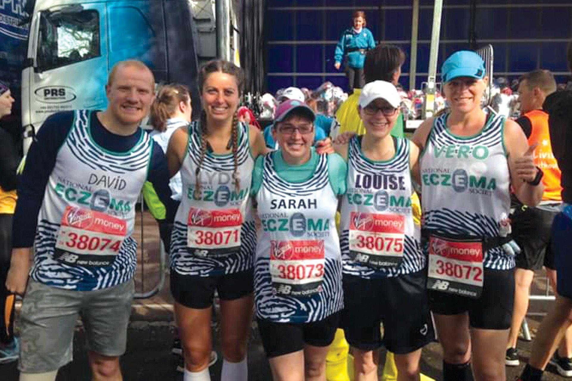 London-Marathon-NES- Runners
